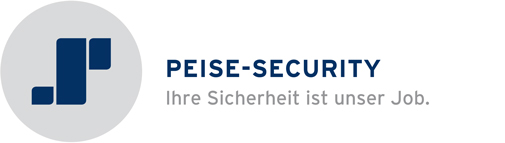 Peise-Security: Ihre Sicherheit ist unser Job.
